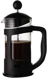 Cafetera de émbolo Multifuncional Pot hogar Conveniente Prensa Francesa Pot Tetera Tomar Decisiones más rápidas café Fresc...