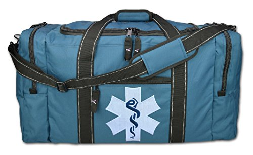 Lightning X First Responder EMS Medic Rescue Extrication EMT Jumpsuit Turnout Gear Bag