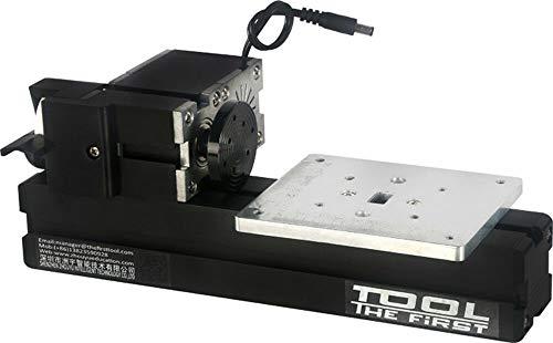 Great Deal! ZHOUYU 36W Mini Metal Sanding Machine Sander DIY Power Tool Woodworking ID Modelmaking M...