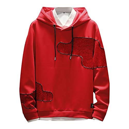 Momoxi Herren Damen Hoodie Unisex Sweatshirt 3D Muster Pullover Slim Fit Kapuzenpullover Weihnachten Jumper t Mantel stutzen Sweater Herrenschuhe Deutschland Eintracht Frankfurt
