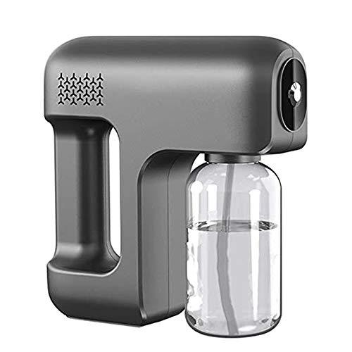 JMFHCD Cordless Fogger Machine, 2600Mah 400ML Cold Fogger Machine Handheld Electric Sprayer for Home Office School Garden Outdoor