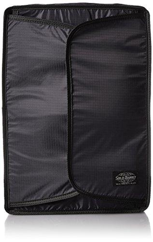 [ソロ・ツーリスト] ワイシャツケース 36 cm 0.2kg YC-16 ブラック