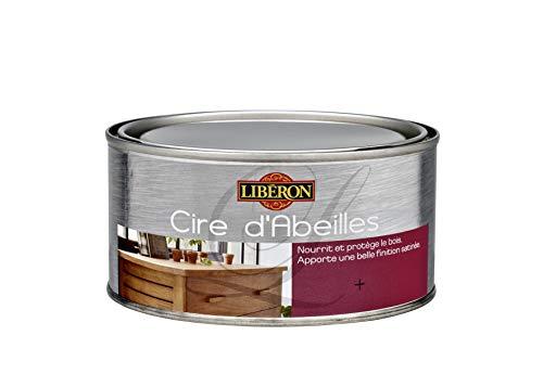 Liberon Bienenwachs Aus Paste Schützt Das Holz Vor Wasser Und Flecken Nährt Das Holz 038939