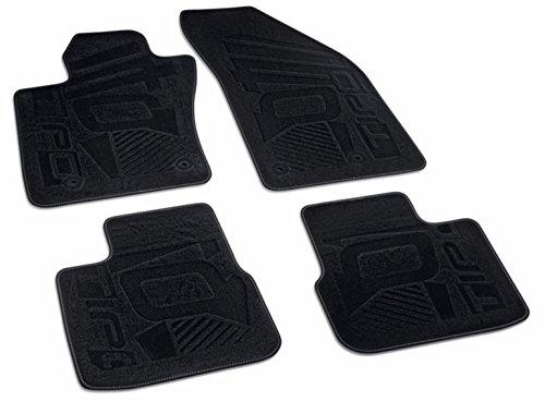 Jeu de tapis de sol pour Fiat Tipo avec empreinte Tipo 4 portes
