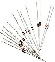 Newest 1020Pcs 34 Values 2V~47V 0.5W 1/2W Zener Diode Assortment Kit 30 PCS/Value Hot Sale