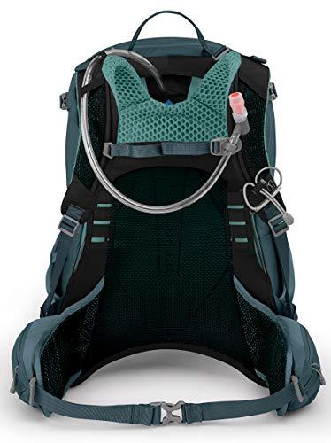 Osprey Packs Mira 22 Women's Hydration Pack, Bahia Blue, One Size