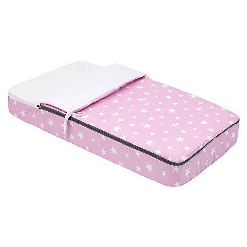 Cambrass slaapzak voor het babybed I/V 60x120 cm Be Universe 60 X 120 cm roze