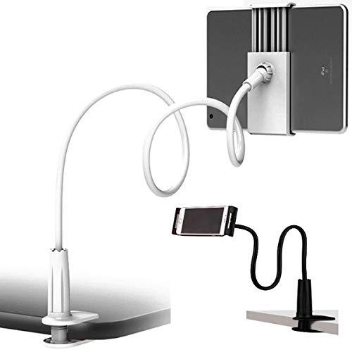 Eastor Soporte para teléfono celular y tableta, soporte universal para teléfono de mesa,Samsung S6 S7 S8 Series, accesorios de escritorio y otros teléfonos móviles más dispositivos de 4-10.5'