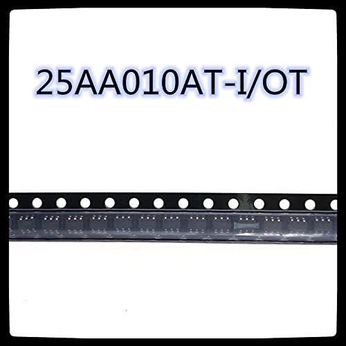 Anncus 20PCS-100PCS 25AA010AT-I OT Miami Mall SOT-23-6 2 25AA010A Special Campaign SOT23-6
