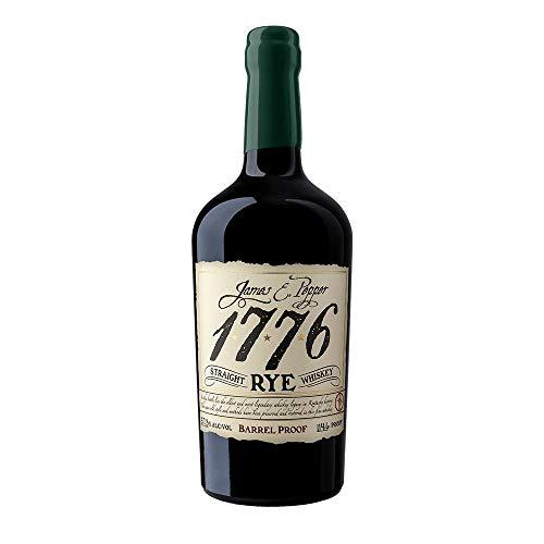 1776 Rye Barrel Proof Whisky 1 x 0,7 l)