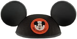Walt Disney World Mickey Mouse Ears Hat Classic Patch