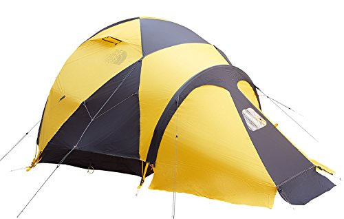 The North Face VE 25 Tent - Summit Gold/Asphalt Grey