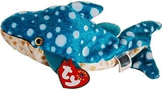 Ty Beanie Babies - Poseidon the Blue Shark