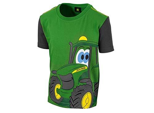 John Deere T-Shirt Johnny Grün (104/110)