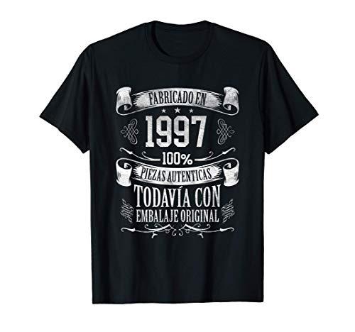 24 Años Cumpleaños Hombre Nacido En 1997 Regalo de 24 Años Camiseta