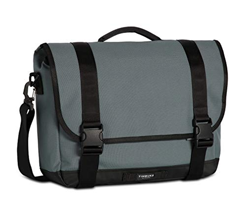 TIMBUK2 Commute Messenger Bag 2.0, Gunmetal, Medium