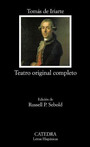 Teatro original completo (Letras Hispánicas)