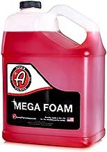 Adam's Mega Foam Gallon - pH Best Car Wash Soap For Foam Cannon, Pressure Washer or Foam Gun   Concentrated Car Detailing & Cleaning Detergent Soap   Won't Strip Car Wax or Ceramic Coating