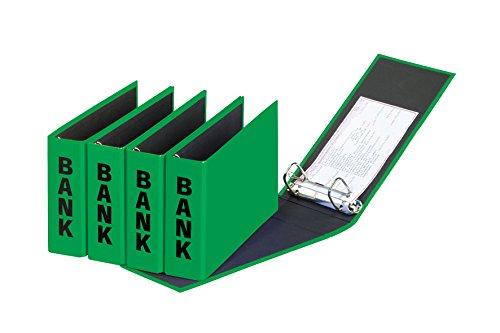 Pagna Bankordner Basic Colors (Ordner Kontoauszüge)  grün