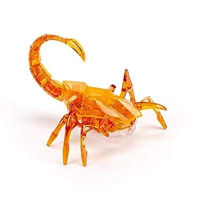 HEXBUG Scorpion, Electronic Autonomous Robotic Pet, Ages 8 and Up (Random Color)