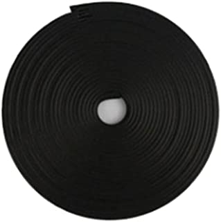 New Car Wheel Hub Rim Edge Protector Ring Tire Guard Sticker Line Black