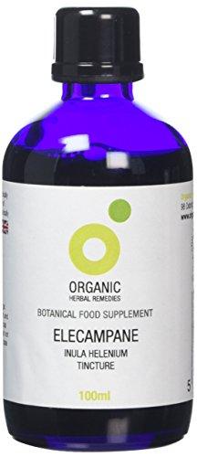 Organic Herbal Remedies 100 ml Elecampane Tincture