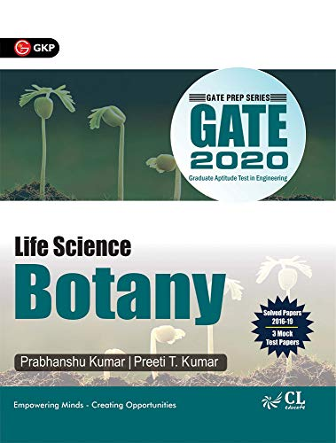 GATE Guide for Life Science Botany