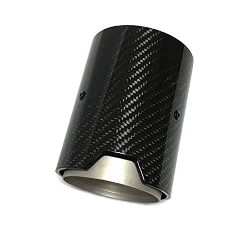 CAIDIEQUEEN Carbon Fiber Exhaust Tips Performance Muffler Pipe,for BMW M2 F87 M3 F80 M4 F82 F83 M5 F10 m6 F12 F13 20162018