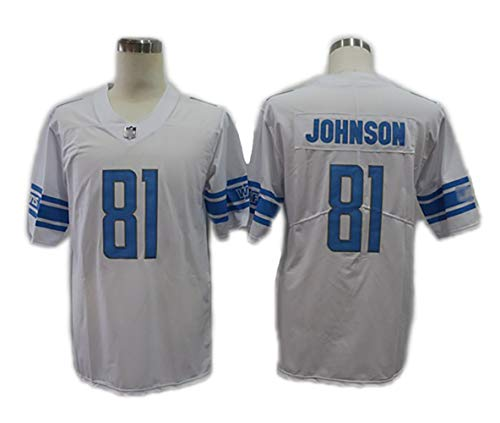 Rugby Jersey, American Football 9 Johnson Leeuwen Jersey, Game Training Pak Fans Sweatshirt