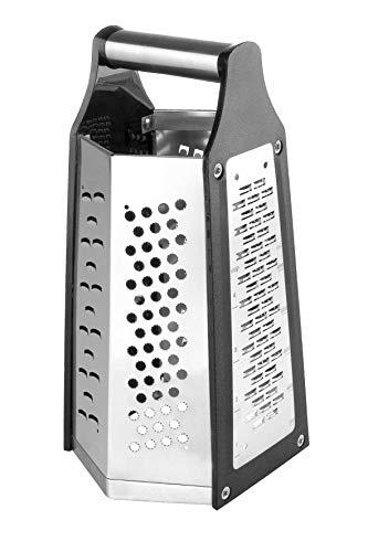 Lacor - 61356 - Rallador 6 caras Luxe Inox.