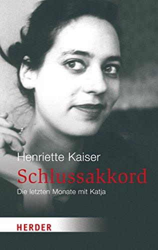 Schlussakkord: Die letzten Monate mit Katja (HERDER spektrum 80087)