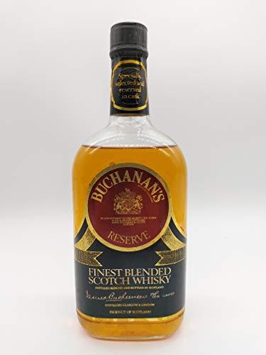 Buchanan's Reserve Whisky 1l 1980s