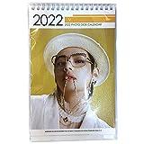 BTS V 2022-2023年 卓上カレンダー Desk Calendar 防弾少年団 テテ テヒョン ヴィ (V-01)