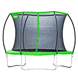 Best Sporting Trampolin Superstar 2.0', Outdoor Gartentrampolin mit Sicherheitsnetz, Ø 305, Ø 366...