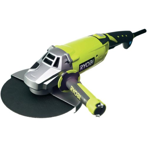 Ryobi Winkelschleifer EAG2000RS, grün, 2.000 Watt