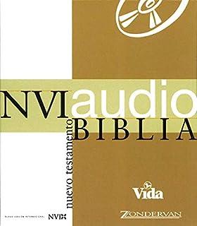 NVI Nuevo Testamento audio CD (Spanish Edition)