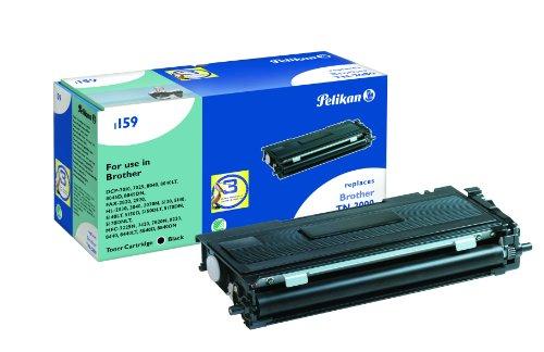 Pelikan Toner ersetzt Brother TN-2000 (passend für Drucker Brother HL 2030/2040/2070N)
