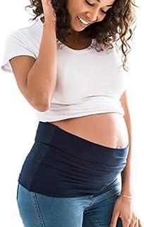 Extensor de Calças Gestante Agora Sou Mãe + 3 Faixas - Kit SOS Barriga