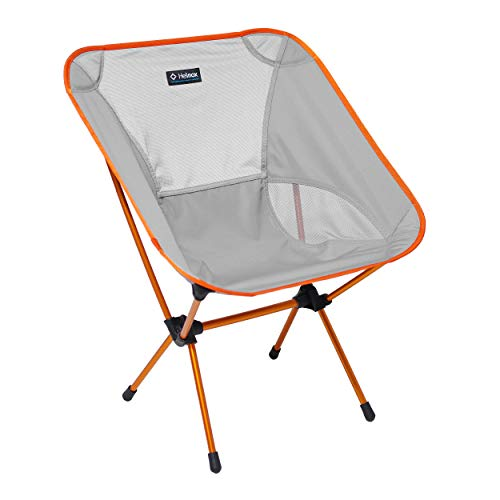 Helinox 10066R1 Camping-Chair 4 Bein/Beine, Grau/Orange