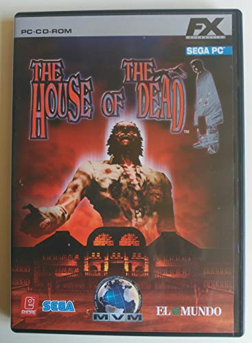 House Of The Dead (PC CD) by Infinity