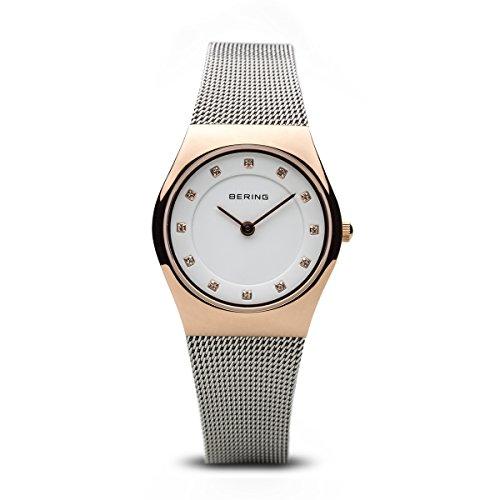 BERING Reloj Analógico para Mujer de Cuarzo con...