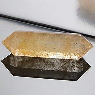 ルチルクォーツ ポイント インテリア Stone クラスター 原石 石 Point ポイント rutile quartz 金針水晶 魔除け 置物 浄化 天然石 天然石 パワーストーン a18897