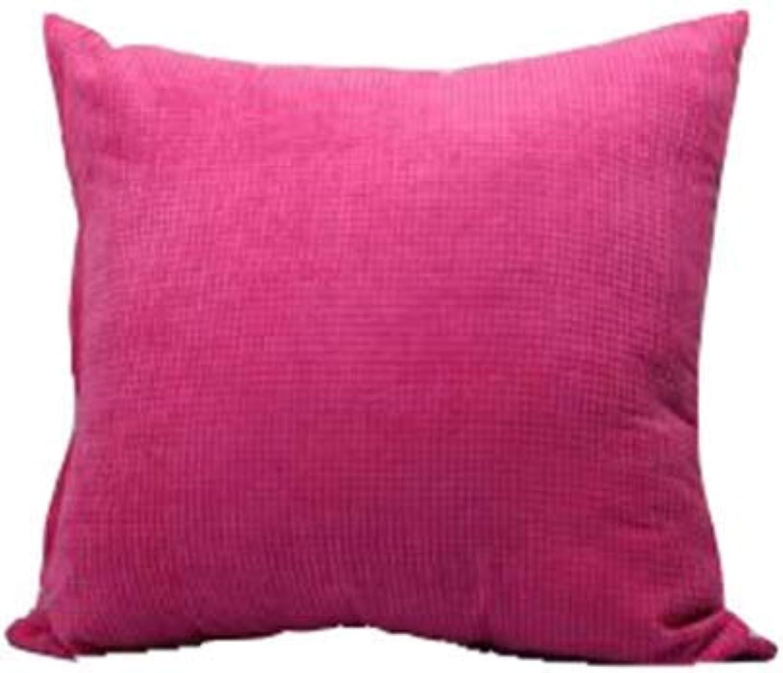 Cushion Pillowmodern Minimalist Square Large Cushion Pillow Super Soft and Comfortable Sofa  Bed Decoration