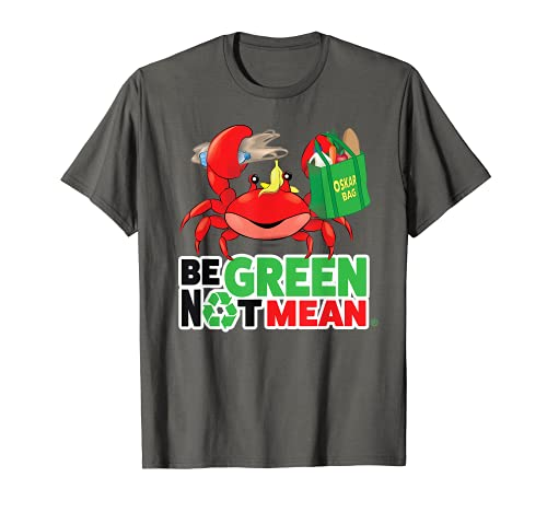 Oskar Ser Verde No Mal Camiseta