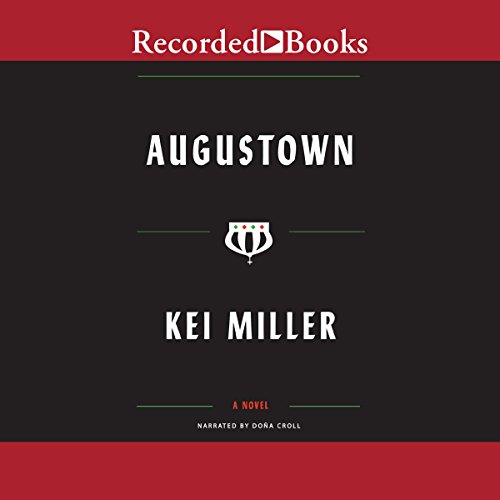 Augustown audiobook cover art