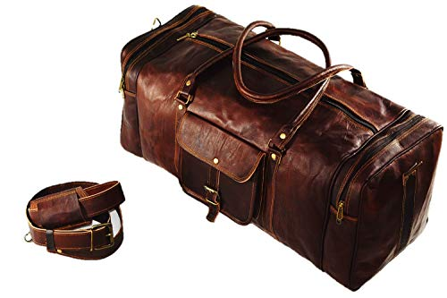 Best Leather Duffel Bag for College Students
