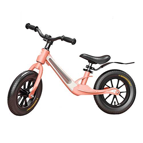 HYDT Laufräder Kinder Balance Bike 12 Zoll für Kleinkinder, Kinder - 2, 3, 4 Jahre, Kein Pedal Magnesiumlegierung...