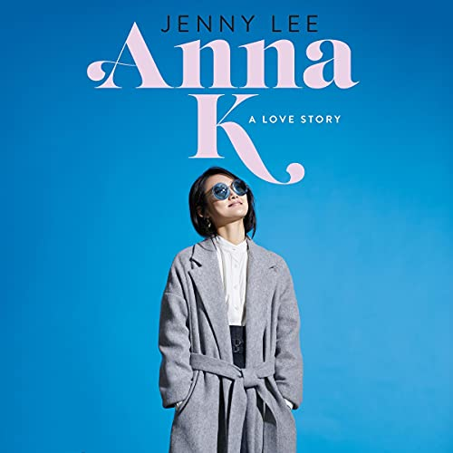 Anna K Audiobook By Jenny Lee cover art