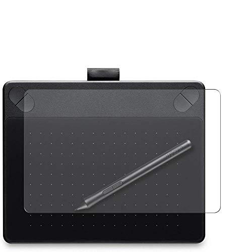 Vaxson 3 Stück Schutzfolie, kompatibel mit Wacom Intuos Art CTH-490 / K0 Wacom Pen tablet, Bildschirmschutzfolie TPU Folie [nicht Panzerglas]