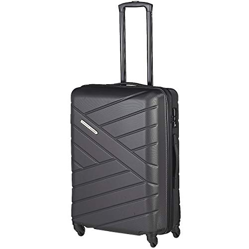 Travelite Bliss 4-Rollen Trolley 68 cm schwarz